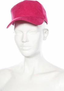 Różowa czapka H&M