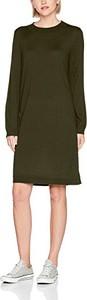 Zielona sukienka selected femme