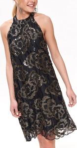 Sukienka Top Secret mini prosta bez rękawów