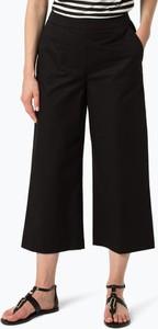 Czarne spodnie sportowe Opus