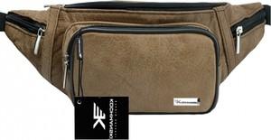 Brązowy plecak męski Kochmanski Studio Kreacji® ze skóry