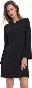 Czarna sukienka Colett
