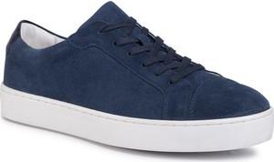 Gino Rossi Sneakersy MI07-A973-A802-05 Granatowy