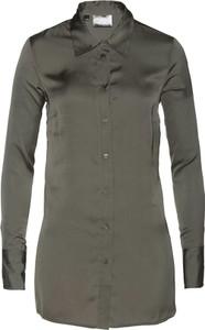 6e00c0d12f8d9f satynowa koszula - stylowo i modnie z Allani