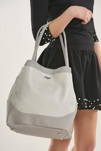 abc948d682182 duża torebka zara - stylowo i modnie z Allani