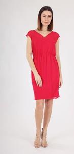 Czerwona sukienka Cotton Club