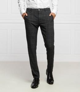 Czarne spodnie Joop! w stylu casual