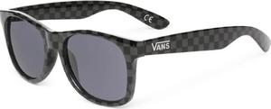 Okulary przeciwsłoneczne Vans Spicoli 4 Shades black/charcoal checkerboard