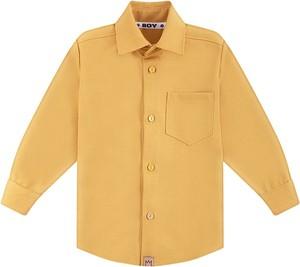 Żółta koszula dziecięca MIMI