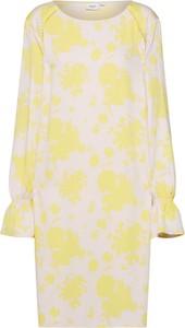 Sukienka Saint Tropez z okrągłym dekoltem
