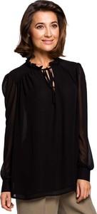 Bluzka MOE z szyfonu