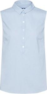 Błękitna bluzka Tom Tailor