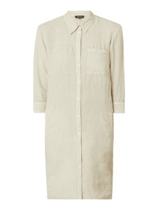 Sukienka Marc O'Polo mini z długim rękawem koszulowa