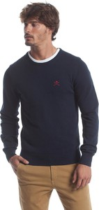Niebieski sweter Polo Club C.h..a