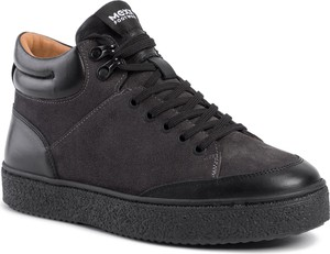 Sneakersy MEXX - Ankle Boot Diaz MXKM0061M Anthracite 9007