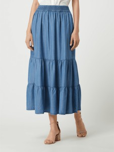 Niebieska spódnica Christian Berg