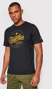 T-shirt Columbia w młodzieżowym stylu
