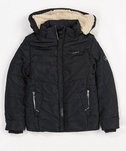 Czarna kurtka dziecięca Multu