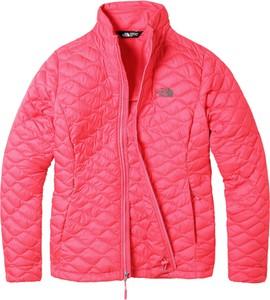 Różowa kurtka The North Face