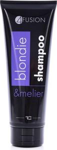 Dedra 4 FUSION szampon do włosów blond i z pasemkami blondie&melier, 200 ml
