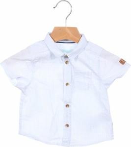 Niebieska koszula dziecięca Obaibi dla chłopców
