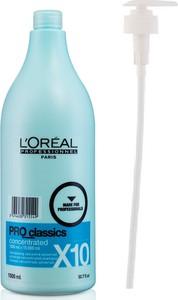 L'Oreal Paris Loreal Pro Classics Concentrated X10 - szampon oczyszczający 1500ml + POMPKA W PREZENCIE! - Wysyłka w 24H!