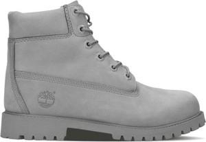Buty dziecięce zimowe Timberland sznurowane dla chłopców