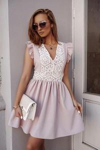 Sukienka Shopaholics Dream mini rozkloszowana