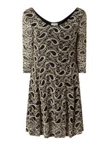 Sukienka APRICOT w stylu casual z bawełny z dekoltem w kształcie litery v
