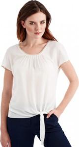 Bluzka POTIS & VERSO z krótkim rękawem