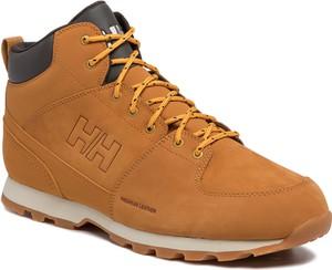 Pomarańczowe buty zimowe Helly Hansen