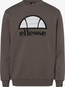 Brązowa bluza Ellesse w sportowym stylu
