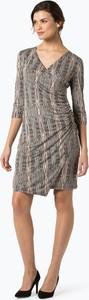 Sukienka Cartoon Daydream z długim rękawem kopertowa