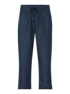 Granatowe spodnie Toni Dress