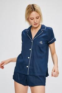 Niebieska piżama Lauren Ralph Lauren