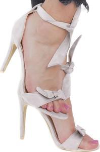 3a841a38572650 wiązane sandały - stylowo i modnie z Allani