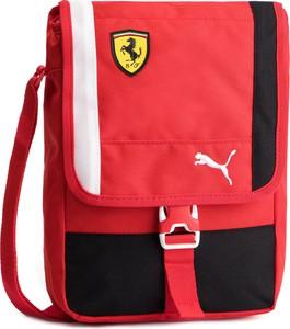 Czerwona torba Puma