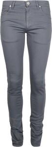 Niebieskie jeansy Versace