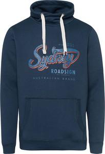 Bluza Roadsign z bawełny w młodzieżowym stylu