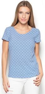 Bluzka Katrus z tkaniny
