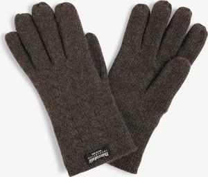 Brązowe rękawiczki Melkonian