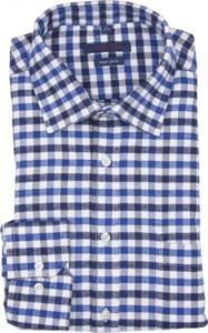 Niebieska koszula Ben Green w stylu casual z bawełny