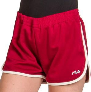 Szorty Fila z bawełny w sportowym stylu
