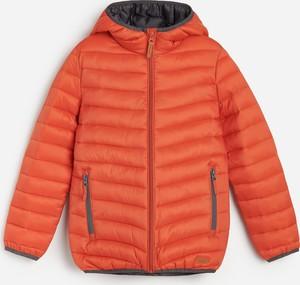 Pomarańczowa kurtka dziecięca Reserved