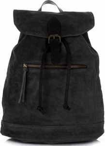 Czarny plecak VITTORIA GOTTI