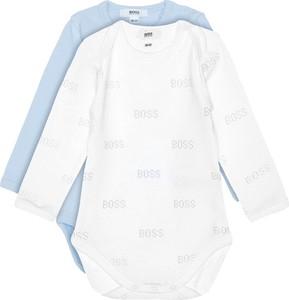 Odzież niemowlęca Hugo Boss