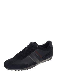 Buty sportowe Geox w sportowym stylu sznurowane ze skóry