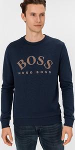 Granatowa bluza Hugo Boss