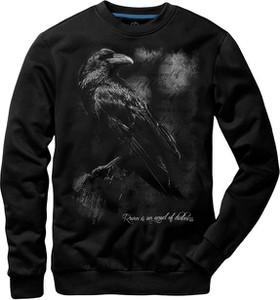 Czarna bluza Underworld w młodzieżowym stylu