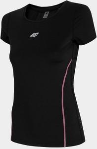 Bluzka 4F w sportowym stylu z okrągłym dekoltem